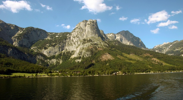 Der Backenstein in Grundlsee