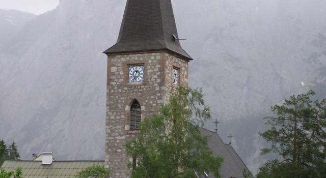 Pfarrkirche St. Ägidius in Altaussee