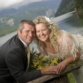 Johann & Sabine Maierhofer, Grundlsee am 21. Juli 2011