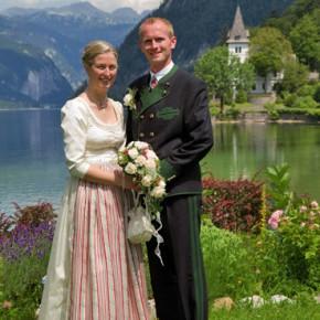 Katarina & Harald Unger, Grundlsee am 9. Juli 2011