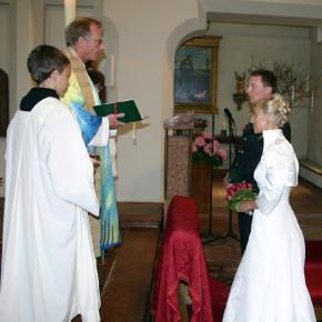 Trauung Günther und Elisabeth Khälß, Altaussee am 16. Mai 2009